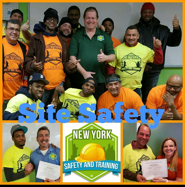 NYC Department of Buildings 8hour Site Safety Coordinator – Site Safety Plan Nyc Dob